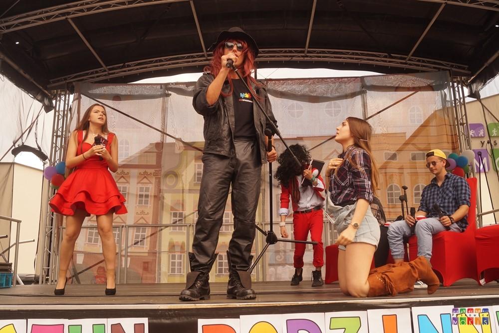 VII Festyn rodzinny przy MOKIS w Pyskowicach